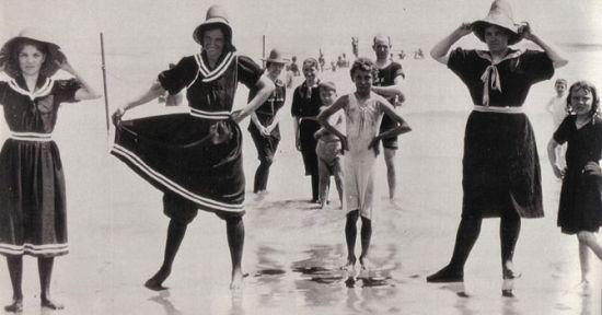 История купальника