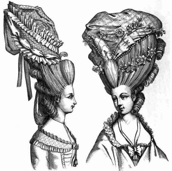История париков