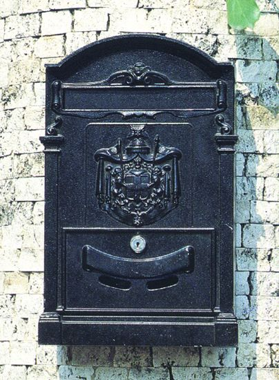 История почтового ящика