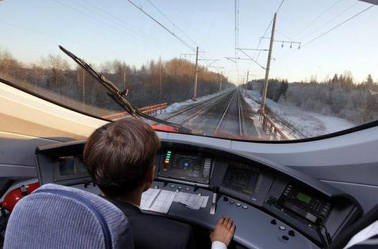 История поезда «Сапсан»