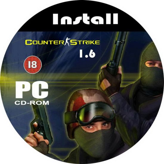 История игры Counter-strike