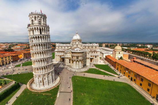 История Пизанской башни