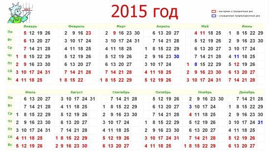 История календаря