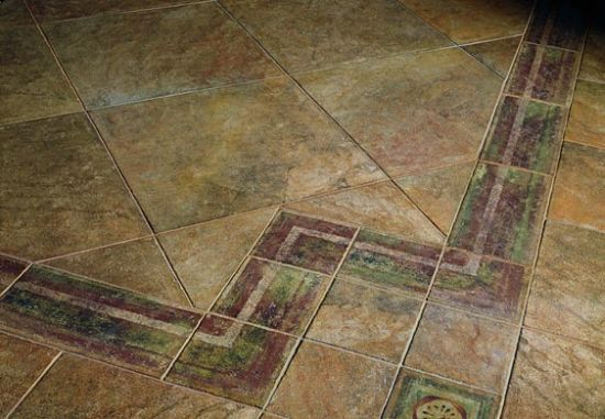 История керамической плитки