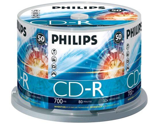 История компакт-диска