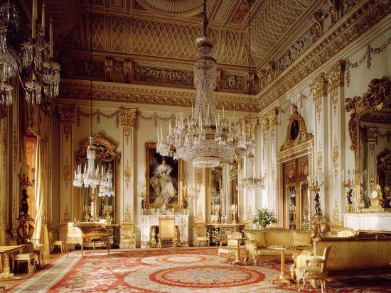 История Букингемского дворца