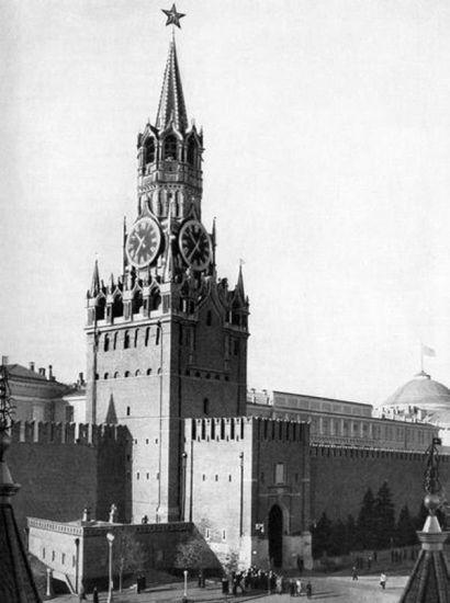 История Кремлевских курантов