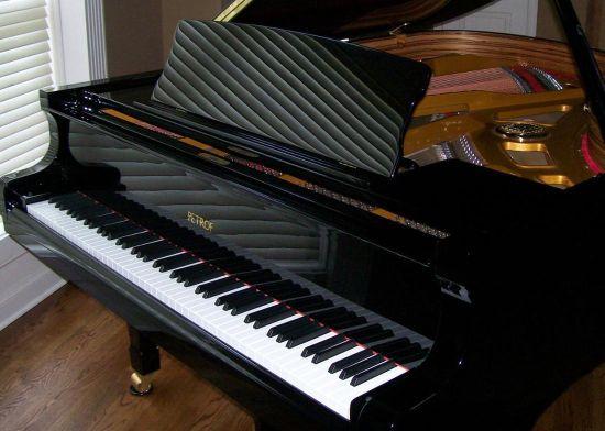 История фортепиано