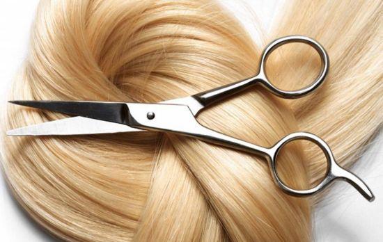 Современные парикмахерские ножницы